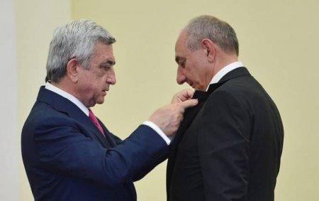 Sarkisyan Qarabağ uğrunda MÜBARİZƏYƏ BAŞLADI