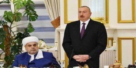 Prezident İlham Əliyev iftar mərasimində iştirak edir