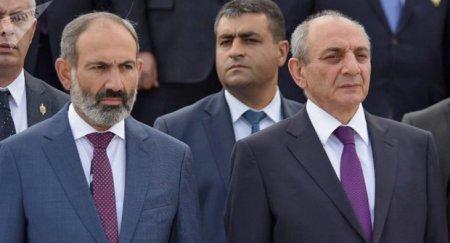 """Paşinyan: """"Qarabağlı deyiləm, deməli Dağlıq Qarabağın adından danışıqlar apara bilmərəm"""""""