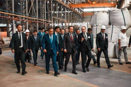 Məmmədovun metallurgiya biznesi Qazaxıstana da çatdı