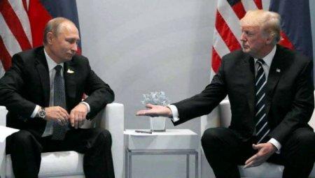 """Putin: """"Tramp verdiyi sözü yerinə yetirmədi"""""""