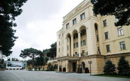 Azərbaycan Müdafiə Nazirliyi Naxçıvanda erməni komandanlığı ilə təmas iddiasını rədd edir