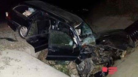 İsmayıllıda maşın mal-qaraya çırpıldı: 3 nəfər ölüb, 3 nəfər xəsarət alıb