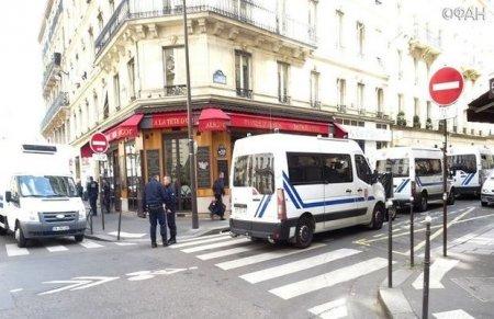 Fransada qadın bıçaqla insanlara hücum edib