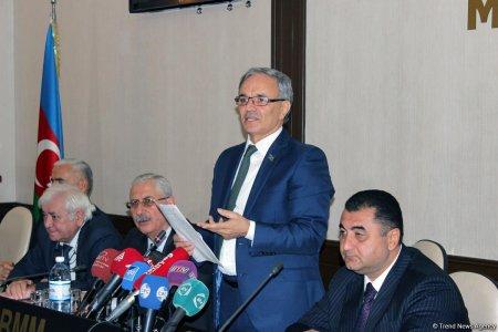 """Əflatun Amaşov: """"Mənə elə gəlir ki, Zaxarova özü ayrıca anti-Azərbaycan adasıdır"""""""