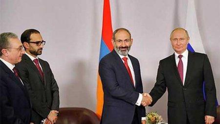 Paşinyan-Putin danışıqlarında Azərbaycanla bağlı razılaşma əldə olunub? – Ermənistanda sensasiyalı DETALLARI AÇDILAR
