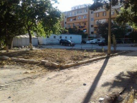 Bakıda 16 mərtəbəli yaşayış binasının icazəsiz tikintisi dayandırıldı