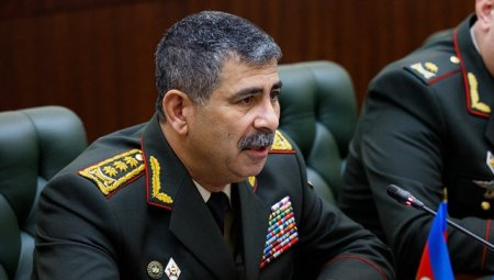 Zakir Həsənov Ermənistanda general Manvel rüsvayçılığı haqda