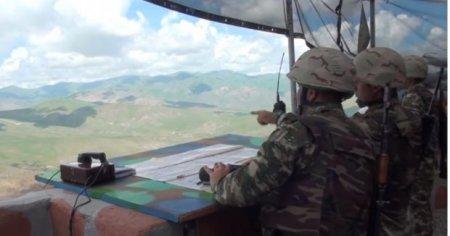 Ermənistan Müdafiə Nazirliyi naxçıvanlı çobanları hədələyir