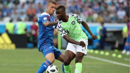 DÇ-2018: Nigeriya millisi islandlara heç bir şans vermədi