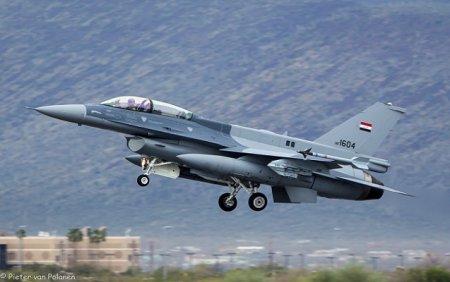 """""""F-16""""lar İŞİD liderlərinin toplantısını vurdu - 45 ölü"""