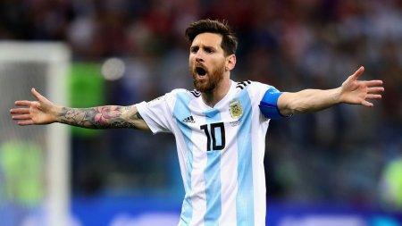 Messi Xorvatiya ilə matçdan öncə ölümdən dönüb
