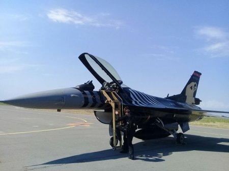 Türkiyə F16-ları Azərbaycan gəldi