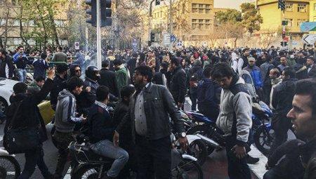 İranı etiraz aksiyaları bürüdü