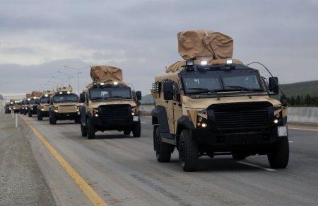 Azərbaycan ordusu torpaqları azad etmək üçün hücuma keçir