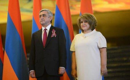 Serj Sarkisyan və arvadı Ermənistanı necə talayıblar