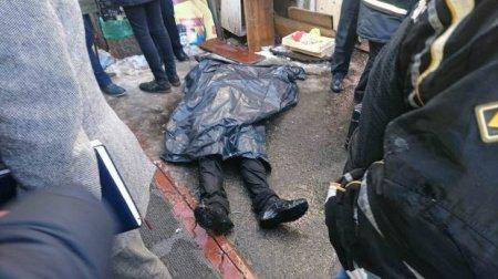 """Davud Ağayev """"Dolma"""" restoranının qarşısında güllələndi"""