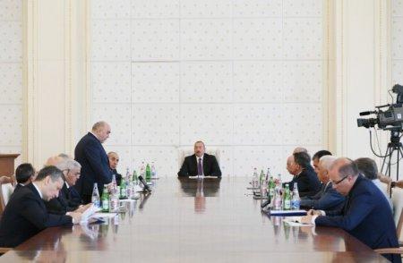 Kəmaləddin Heydərov və Zakir Qaralov enerji sistemini çökdürən səbəbləri açdı