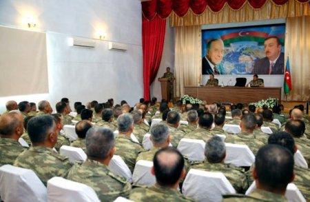 """General-polkovnik Zakir Həsənov: """"Qoşunlar gizli şəkildə cəmləşərək hücuma keçiblər..."""""""