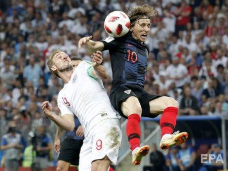 DÇ-2018: Xorvatiya əlavə vaxtda qol vuraraq finala çıxdı