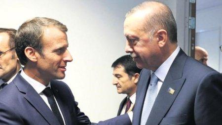 Ərdoğan Fransa prezidentinin dəvətini qəbul etmədi