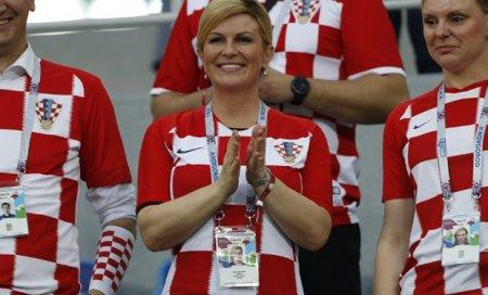 Xorvatiya prezidenti azarkeşlərə rus dilində səslənib