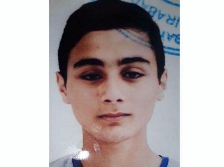 İtkin düşdüyü bildirilən 18 yaşlı oğlan tapıldı