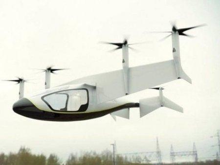 Uçan taksilər reallığa çevrilir