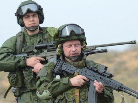 Rusiya ordusu erməni kəndinə soxuldu