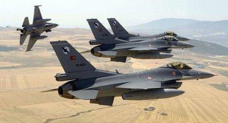 Türkiyə ordusu səkkiz terrorçunu məhv edib