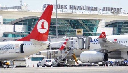 """""""Atatürk"""" aeroportu bağlanır"""