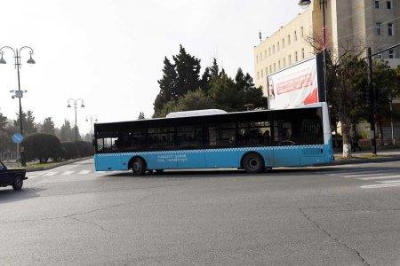 Sumqayıtda sərnişin avtobusu qəza törətdi