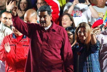 Maduro Kolumbiyanın sabiq liderini ittiham etdi