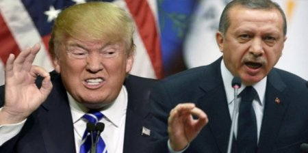ABŞ-ın Türkiyəyə inanılmaz 8 şərti…