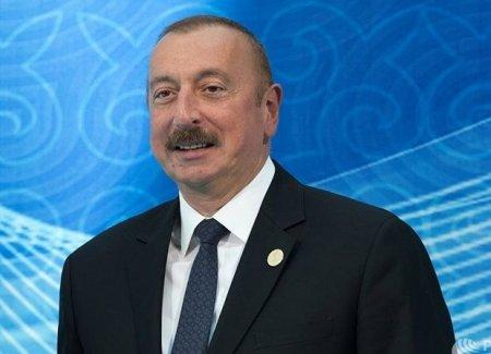 İlham Əliyev Xəzərin statusuna dair Konvensiyanı tarixi adlandırdı