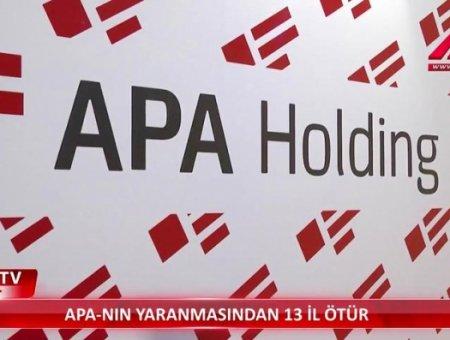 APA agentliyi niyə bağlandı?
