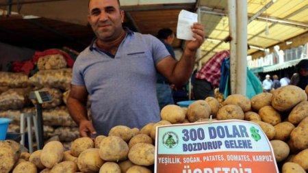 Dünyanı HEYRAN QOYAN FOTOLAR: Türklər dollara qarşı belə müharibə aparır