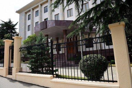 Rusiya 10 ildən sonra Tbilisidə viza mərkəzi açdı