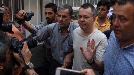 Türkiyə amerikalı keşişlə bağlı qərarını dəyişmədi