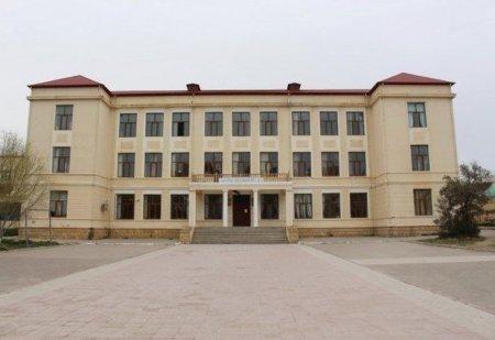 Lahıcda yeni inşa olunan məktəb binası istifadəyə verildi
