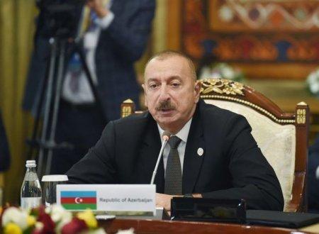 İlham Əliyev: Türkiyə dünya miqyasında böyük gücə çevrilib
