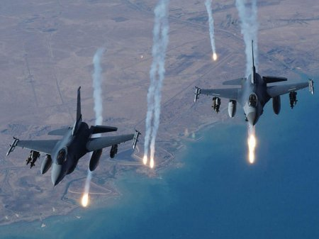 Rusiya aviasiyası İdlibi misli görünməmiş bombardmana məruz qoydu