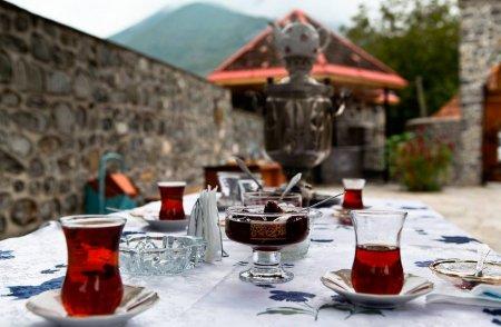 Rusiyada Azərbaycana məxsus çay evləri açılacaq