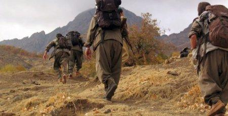 Ermənistandakı PKK düşərgələrindən çoxsaylı terrorçu Türkiyəyə keçdi