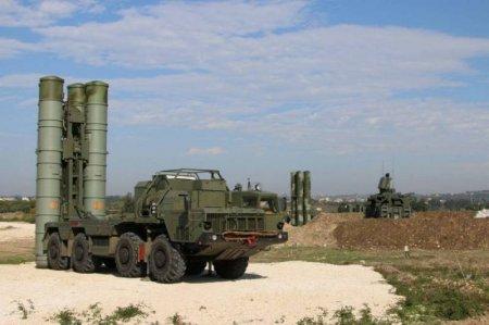 Türkiyə S-400-ləri yerləşdirmək üçün xüsusi platformalar tikir