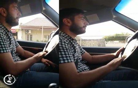 Bakıda sürücüdən əxlaqsızlıq – Qadın müştərinin yanında cinsi orqanını çıxararaq…
