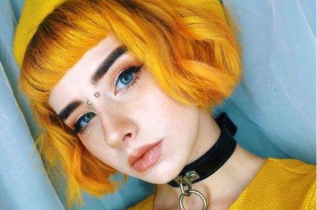 Sosial medianın yeni trendi: Sarı saçlar