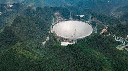 Dünyanın ən nəhəng teleskopu hazırlandı