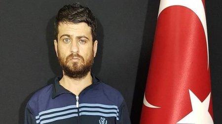 Türkiyə kəşfiyyatı Suriyada təhlükəli terrorçunu ələ keçirdi