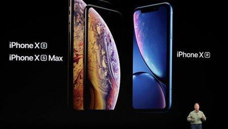 """""""Apple"""" iPhone Xs təqdim etdi"""